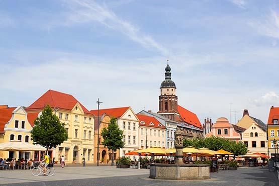 Cottbus Altstadt